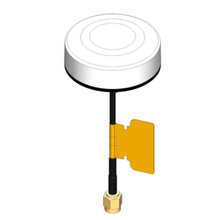 28dBic 1575.42MHz GPS Active Antenna with SMA/MCX conntector