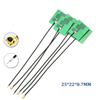22mm*25mm 2.4G 3dBi PCB Wifi Antenna With IPEX Connector