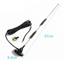 Factory Price Detachable Magnetic Mount Long Range 4G LTE Antenna With RG174 Cable